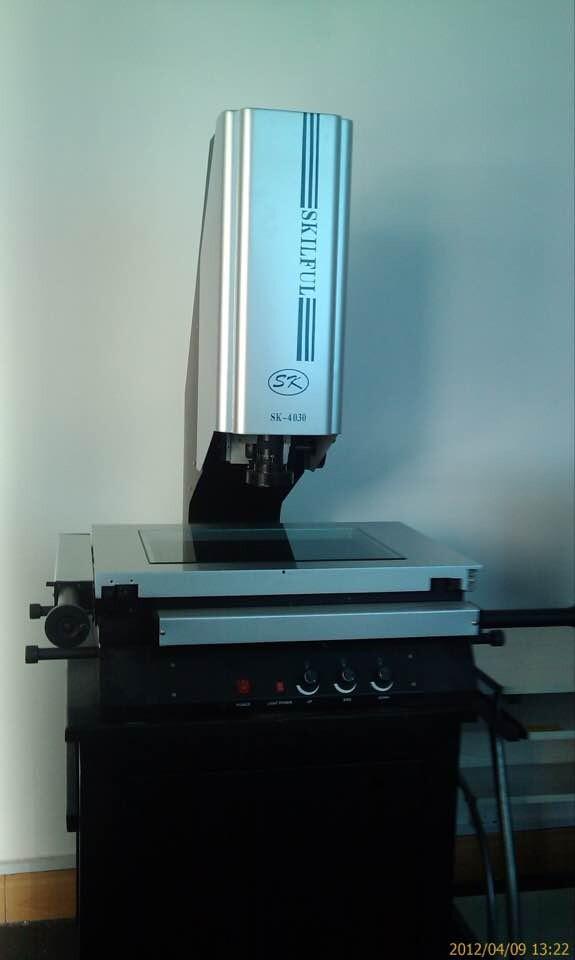 2.5D影像式量测仪器